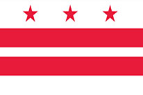 District of Columbia Flag icon