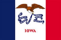Iowa Flag Icon