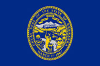 Nebraska Flag Icon