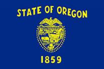 Oregon Flag Icon