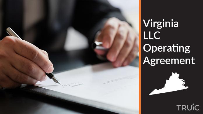 Virginia Llc Operating Agreement How To Start An Llc